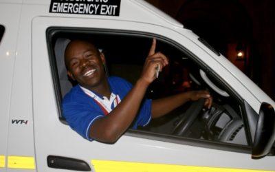 16. Joburger Taxifahrer. Ein Fallbeispiel?