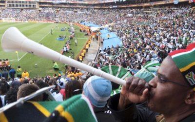 24. Im südafrikanischen Stadion