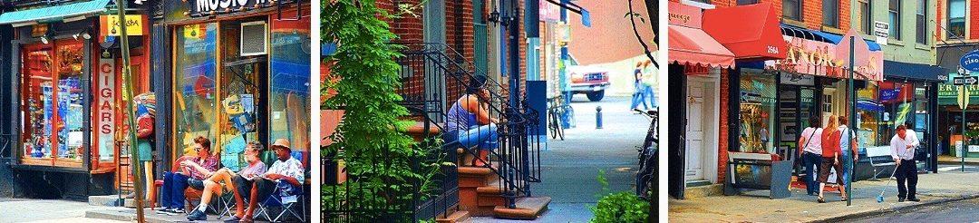 New York City – Man kann bei der Auswahl des Restaurants nicht vorsichtig genug sein
