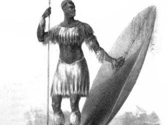 27. Der Zulu King Shaka