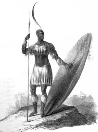 29. Der Zulu King Shaka