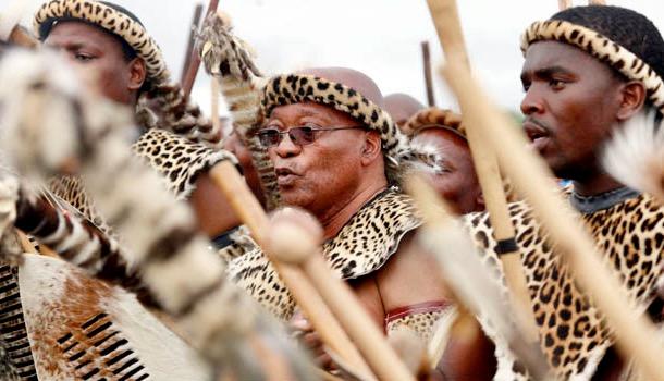 27. Der Zulu Zuma, Teil I